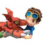 G.E.M. - Guilmon & Matsuda Takato (Digimon Tamers)[FREE KCX Exclusive POSTER 附送KCX限定海报 ]