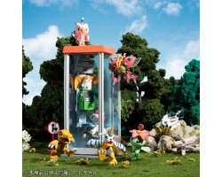 DIGIMON ADVENTURE DIGICOLLE MIX (8pcs/box) [WITH FREE GIFT]