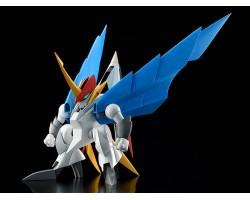 PLAMAX MS-06 KUOUMARU (Mashin Hero Wataru)