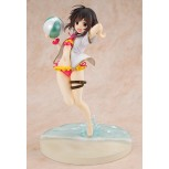 1/7 Kono Subarashii Sekai ni Shukufuku wo!: Megumin Light Novel Swimsuit Ver. PVC