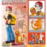 Artfx J Red with Charmander