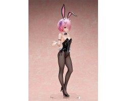1/4 Re:ZERO -Starting Life in Another World-: Ram Bunny Ver. 2nd PVC