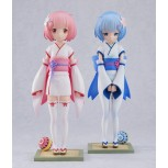 1/7  Ram & Rem Osanabi no Omoide Scale Figure Set