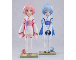 1/7  Ram & Rem Osanabi no Omoide Scale Figure Set