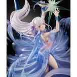 1/7 Emilia - Crystal Dress Ver [FREE KCX Exclusive POSTER 附送KCX限定海报 ]
