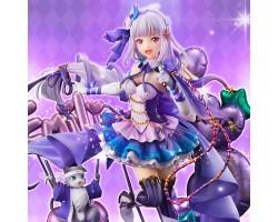 1/7 Emilia - Idol Ver [FREE KCX Exclusive POSTER 附送KCX限定海报 ]