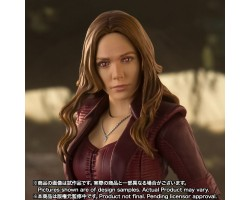 S.h Figuarts Scarlet Witch (Avengers:Endgame)