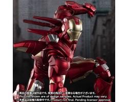 S.h Figuarts Iron Man Mark 7 (Avengers Assemble Edition)