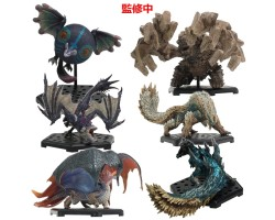 Capcom Figure Builder Monster Hunter Standard Model Plus Vol.17 (6pcs/box)