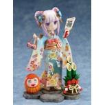 1/7 Miss Kobayashi's Dragon Maid: Kanna -Haregi- PVC