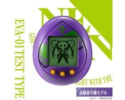 Tamagotchi x Evagelion EVA-01