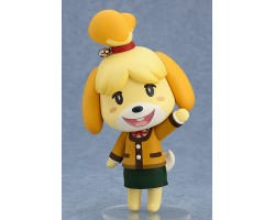 Nendoroid Shizue (Isabelle): Winter Ver. (Animal Crossing: New Leaf) (Reissue)