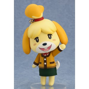 Nendoroid Shizue (Isabelle): Winter Ver. (Animal Crossing: New Leaf) (Reissue)