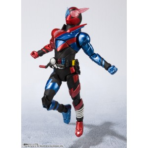S.h Figuarts Kamen Rider Build Rabbittank Best Selection Ver.