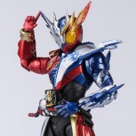 S.h Figuarts Kamen Rider Build Cross-Z Form [FREE KCX Exclusive Keychain 附送KCX限定钥匙扣 ]