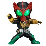 Defo Real Kamen Rider OOO Tatoba Combo [FREE KCX Exclusive Keychain 附送KCX限定钥匙扣 ]