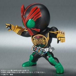 Defo Real Kamen Rider OOO Tatoba Combo [FREE KCX Exclusive Keychain 附送KCX限定钥匙扣 ]