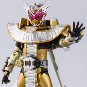 S.h Figuarts Kamen Rider Zi-O Ohma Form [FREE KCX Exclusive Keychain 附送KCX限定钥匙扣 ]