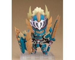 Nendoroid Hunter: Male Zinogre Alpha Armor Ver. (Monster Hunter World: Iceborne)