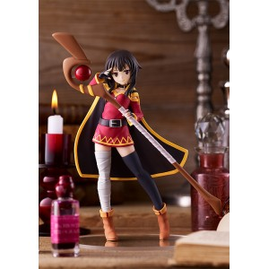 POP UP PARADE Megumin [FREE KCX Exclusive Keychain 附送KCX限定钥匙扣 ]