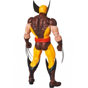 MAFEX Wolverine (Brown Comic Ver.)