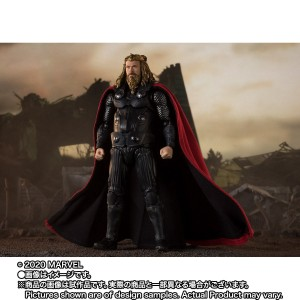 S.h Figuarts Thor - Final Battle Edition - (Avengers:Endgame)