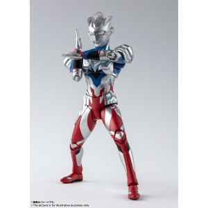 S.h Figuarts Ultraman Z Alpha Edge [FREE KCX Exclusive POSTER 附送KCX限定海报 ]