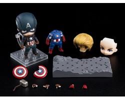 Nendoroid Captain America: Endgame Edition DX Ver. (Avengers: Endgame) (Reissue)