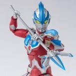 S.h Figuarts Ultraman Ginga Strium [FREE KCX Exclusive POSTER 附送KCX限定海报 ]
