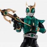 S.H.Figuarts (Shinkocchou Seihou) Kamen Rider Kuuga Pegasus Form  [FREE KCX Exclusive Keychain 附送KCX限定钥匙扣 ]