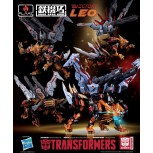Kuro Kara Kuri - Victory Leo (Transformers)