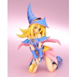 Yu-Gi-Oh Black Magician Girl (Reissue) PVC  [FREE KCX Exclusive Keychain 附送KCX限定钥匙扣 ]