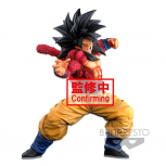 BWFC x SMSP Super Saiyan 4 Son Goku Brush Ver (26CM) [FREE KCX EXCLUSIVE KEYCHAIN 附送KCX限定钥匙扣 ]
