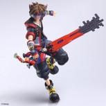 Kingdom Hearts III: Bring Arts Sora Version 2