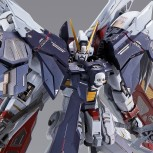 Metal Build Crossbone Gundam X-1 Full Cloth