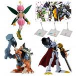 SHODO Digimon Vol.3 Complete Set