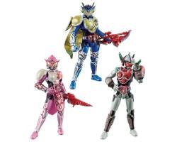 SO-DO CHRONICLE Kamen Rider Gaim Genesis Rider Set