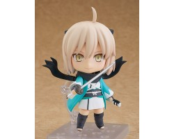 Nendoroid Saber / Okita Souji: Ascension Ver. (Fate/Grand Order) [FREE KCX Exclusive Keychain 附送KCX限定钥匙扣 ]