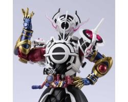 S.h Figuarts Kamen Rider Evol Blackhole Form (Phase 4)