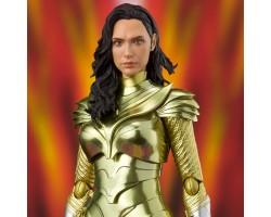 S.h Figuarts Wonder Woman Golden Armor (WW84)
