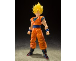 S.H.Figuarts Super Saiyan Full Power Son Goku [FREE KCX Exclusive POSTER 附送KCX限定海报 ]
