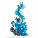 G.E.M. EX SERIES POKEMON Water Type/DIVE TO BLUE