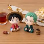 LOOK UP SERIES ONE PIECE Luffy & Zoro SET (With Bonus)
