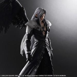 Play Arts Kai Sephiroth (Final Fantasy VII:Advent Children)