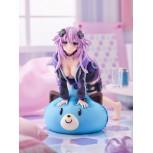 1/8 Hyperdimension Neptunia Dimension Traveler Neptune Wake Up Version PVC Figure
