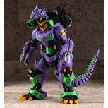 Aoshima - EVA GLOBAL Godzilla vs. Evangelion Type-3 Kiryu EVA Unit-01 Color Ver. Plastic Model