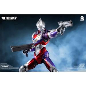 ThreeZero 1/6 Ultraman Tiga Suit [FREE KCX Exclusive Keychain 附送KCX限定钥匙扣 ]