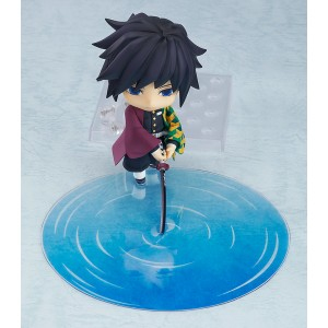 Nendoroid Giyu Tomioka (Reissue) [FREE KCX Exclusive Keychain 附送KCX限定钥匙扣 ]
