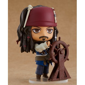 Nendoroid Jack Sparrow (Pirates of the Caribbean: On Stranger Tides)