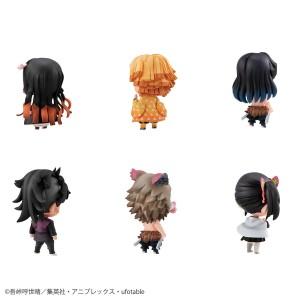 DEFORMATION FIGURE Demon Slayer Tanjiro & Friends Mascot Set (With Bonus)
